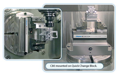5-Axis Quick Clamping Block